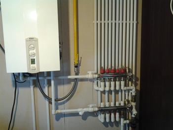 Щербинка Обслуживание и ремонт систем отопления