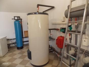 Каширский Обслуживание и ремонт систем отопления