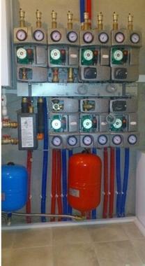Каширское шоссе Обслуживание и ремонт систем отопления