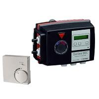Контроллер погодозависимый 95С с комнатным датчиком(комплект)