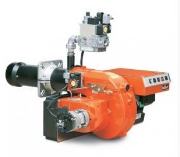 Baltur COMIST 20 комбинированная горелка (газ/дизель) 1-ступенчатая (54770010)