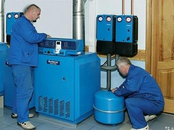 Пуско наладка системы отопления