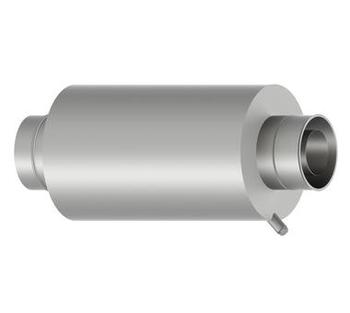 JEREMIAS Шумоглушитель до 25 дБ, dw D180 мм