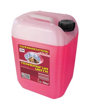Thermagent Теплоноситель Технология уюта - 65 С 10 кг