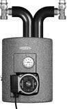 Thermix с термостатическим приводом смесителя, диапазон настройки 25-50 °C
