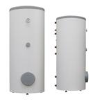 Емкостной водонагреватель NIBE MEGA W-E-125.81