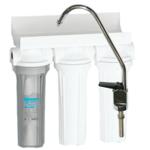 Фильтр 3 ступени (прозр| механ, уголь, умягчение)