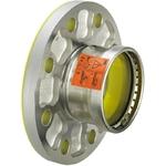 Переход фланец-пресс нержавеющая сталь Sanpress Inox VIEGA 80x89