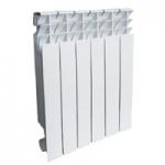 Радиатор Raditall алюминиевый 500х12