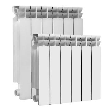 Радиатор алюминиевый TORIDO 500/100 10 секций