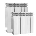 Радиатор алюминиевый TORIDO 500/100 12 секций