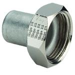 Заглушка пресс нержавеющая сталь Sanpress Inox  VIEGA 22