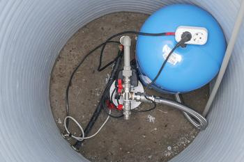 Замена гидроаккумулятора Львовского