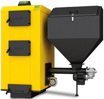 Pereko KSR PRO-100 длительного горения с автоматической загрузкой