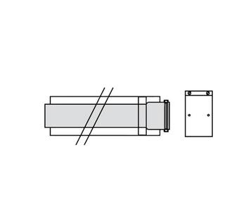 Vaillant 60/100 мм 1 м РР