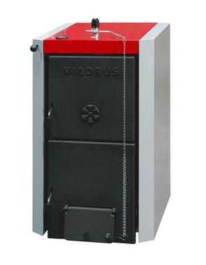 VIADRUS Чугунный твердотопливный котел Viadrus U22 С-5/D-5