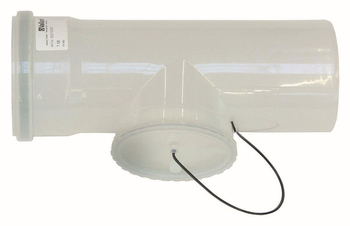 Vaillant Удлинительная труба с ревизионным отверстием