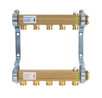 Watts Коллектор для радиаторной разводки HKV/A-12