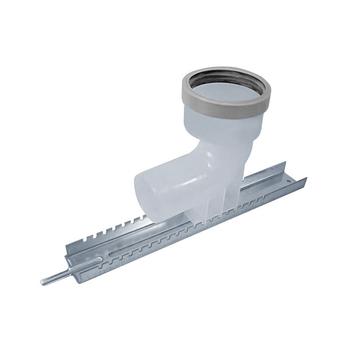 Vaillant 60/100 мм РР для подключения к дымоходу Dn 80 в шахте