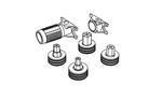 REHAU Сменный комплект для механического расширения труб 16x2.2/32x4.4, тиски 16/20, для RAUTOOL H2,E2,A2,A3, A-LIGHT, A-LIGHT2