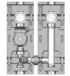 Meibes Насосная группа с трехходовым смесителем DN 32 б/насоса V-MK DN 32