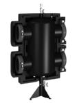 Meibes Многофункциональное устройство с функцией гидравлической стрелки PN 6 (10 бар по запросу) 700 кВт